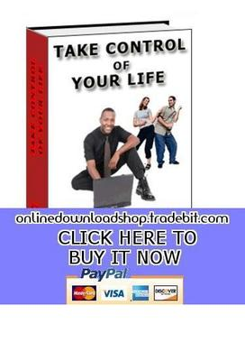 Pay for Take Control Of Your Life