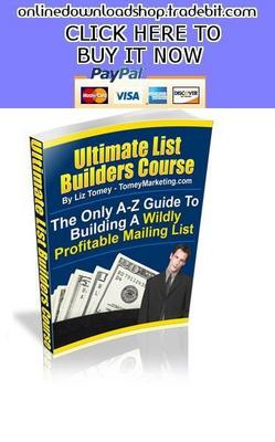 Pay for Ultimate List Builders Course