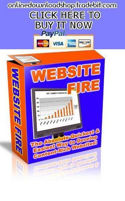 Pay for Website Fire