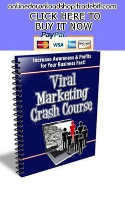 Pay for Viral Marketing Crash Course