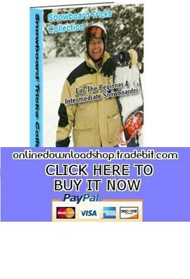 Pay for Snowboarder Tricks Collection