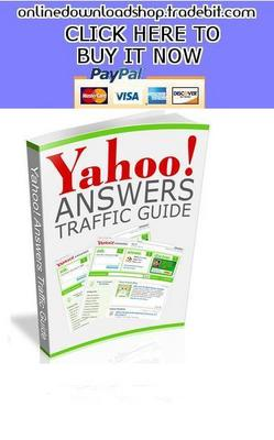 Pay for Yahoo Answers Traffic