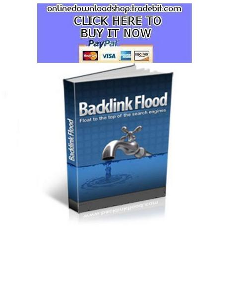 Pay for Backlink Flood Package