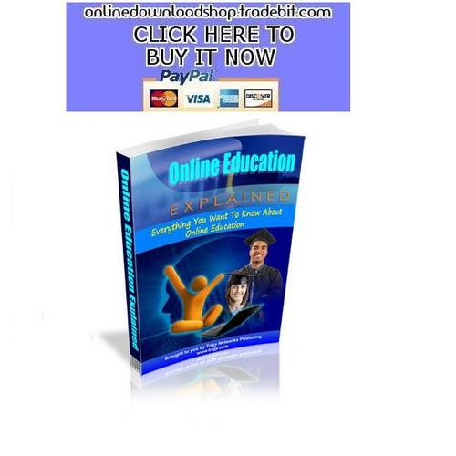 Pay for Online Education Explained
