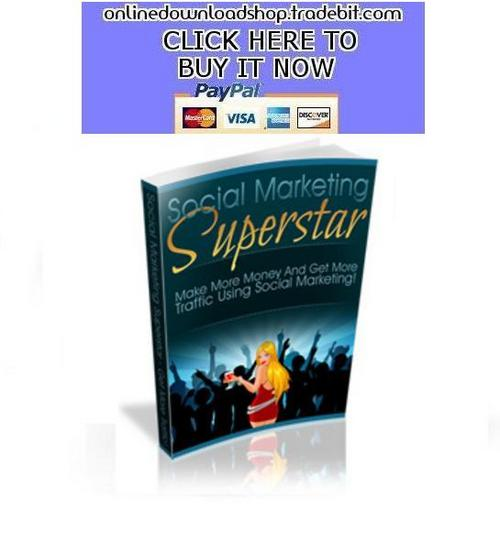 Pay for Social Marketing Superstar