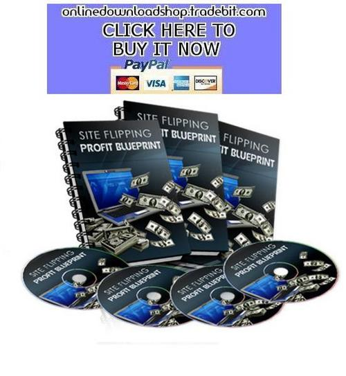 Pay for Site Flipping Profit Blueprint