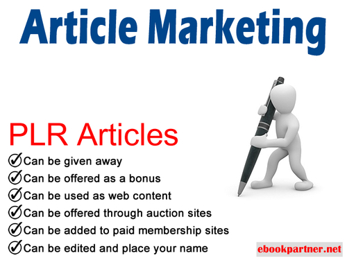 Pay for 300 over Article Marketing Quality PLR Articles