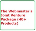 Thumbnail The Webmasters Joint Venture Package (40+ Products)