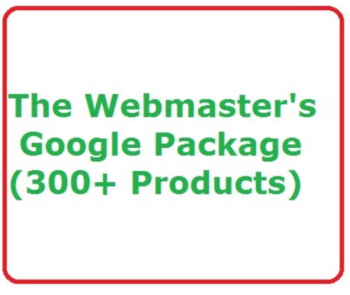 Pay for Established Webmasters Google Package Ready Made Website Business