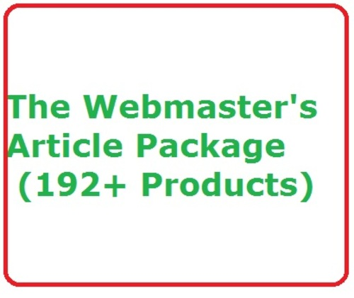 Pay for Article Package
