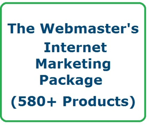 Pay for Internet Marketing Package