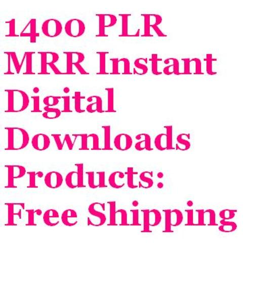 Pay for Products to Resell PLR MRR eBooks Turnkey Websites