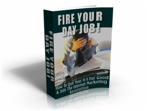 Pay for Fire Your Day Job