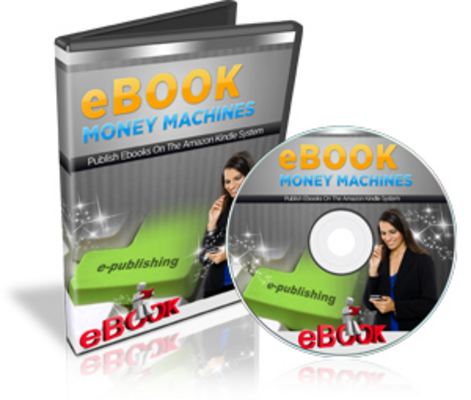 Pay for eBook Money Machines Videos (PLR)