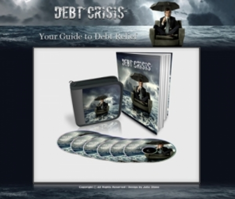 Pay for Debt Crisis Template and eBook (PLR/RS)