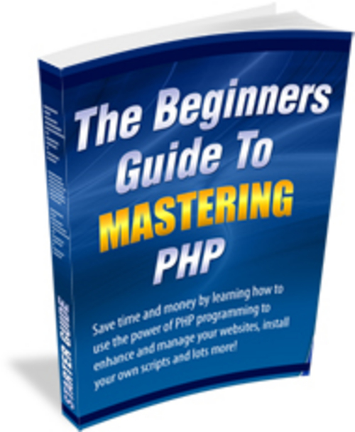 Pay for The Beginners Guide To Mastering PHP (PLR)