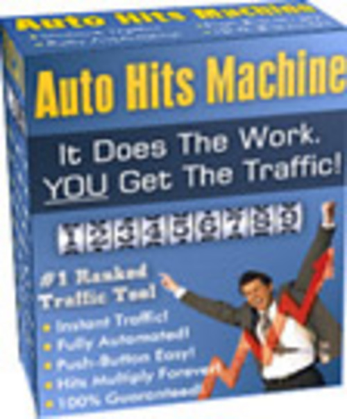 Pay for Auto Hits Machine PLR