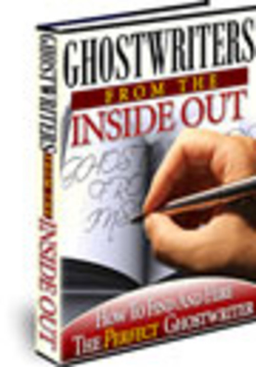 Pay for Ghost Writers Inside Out