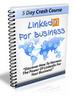 Thumbnail Linkedin for business newsletter with PLR