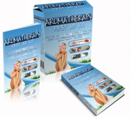 Pay for Aromatherapy First Aid Kit with MRR