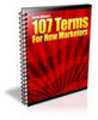 Thumbnail 107 Terms For New Marketers