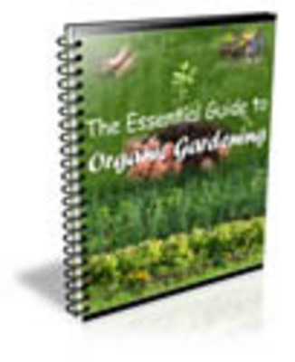 Pay for Essential Guide To Organic Gardening