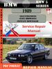 Thumbnail BMW 5 Series 1989 Factory Service Repair Manual PDF