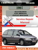 Thumbnail Chrysler Voyager 1997 Factory Service Repair Manual PDF.zip