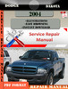 Thumbnail Dodge Dakota 2004 Factory Service Repair Manual PDF.zip