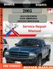 Thumbnail Dodge Dakota 2005 Factory Service Repair Manual PDF.zip