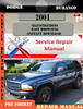 Thumbnail Dodge Durango 2001 Factory Service Repair Manual PDF.zip
