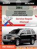 Thumbnail Dodge Durango 2004 Factory Service Repair Manual PDF.zip