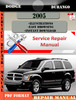 Thumbnail Dodge Durango 2005 Factory Service Repair Manual PDF.zip