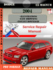 Thumbnail Dodge LX Magnum 2004 Factory Service Repair Manual PDF.zip