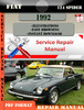 Thumbnail Fiat 124 Spider 1992 Factory Service Repair Manual PDF.zip