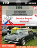 Thumbnail Fiat 124 Spider 1998 Factory Service Repair Manual PDF.zip