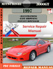 Thumbnail Mitsubishi 3000GT 1997 Digital Factory Repair Manual