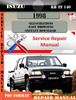 Thumbnail Isuzu KB TF 140 1998 Digital Factory Repair Manual