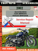 Thumbnail Triumph Scrambler 2002 Digital Repair Manual