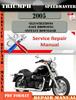 Thumbnail Triumph Speedmaster 2005 Digital Repair Manual