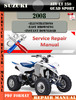Thumbnail Suzuki ATV LT 250 Quad Sport 2008 Digital Service Repair Man