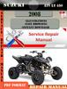 Thumbnail Suzuki ATV LT 450 2008 Digital Factory Service Repair Manual