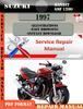 Thumbnail Suzuki Bandit GSF 1200 1997 Digital Service Repair Manual