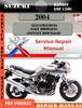 Thumbnail Suzuki Bandit GSF 1200 2004 Digital Service Repair Manual