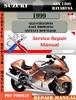 Thumbnail Suzuki GSX 1300 Hayabusa 1999 Digital Service Repair Manual