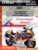 Thumbnail Suzuki GSX 1300 Hayabusa 2001 Digital Service Repair Manual