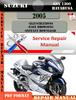Thumbnail Suzuki GSX 1300 Hayabusa 2005 Digital Service Repair Manual