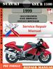 Thumbnail Suzuki GSX R 1300 Hayabusa 1999 Digital Service Repair Manua