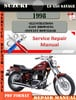 Thumbnail Suzuki LS 650 Savage 1998 Digital Service Repair Manual
