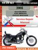 Thumbnail Suzuki LS 650 Savage 2008 Digital Service Repair Manual
